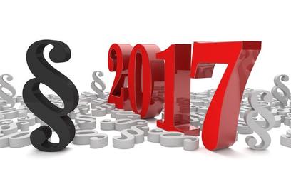 Legislacyjne wyzwania na 2017 rok