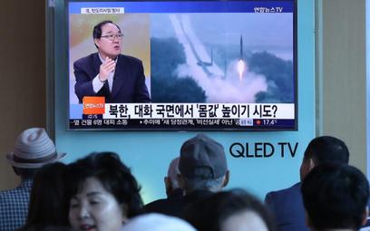 Korea Północna: Kolejny test rakiety balistycznej - wyzwanie dla USA