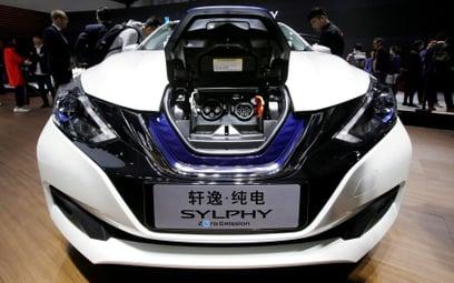 Chińczycy kupują coraz mniej aut elektrycznych