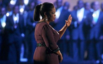 Oprah Winfrey jest jedną z najbardziej wpływowych kobiet świata