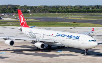 Turkish Airlines – najpierw boeingi, potem airbusy