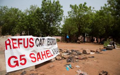Afryka: Sukcesy dżihadystów w rejonie Sahelu