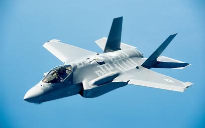 USA uziemiają supernowoczesne myśliwce F-35