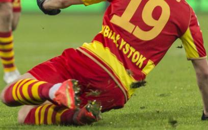 Ekstraklasa: Jagiellonia ratuje punkt w 93. minucie