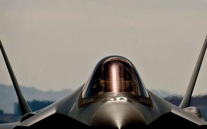 USA rozważają sprzedaż F-35 Zjednoczonym Emiratom Arabskim