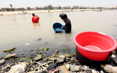Iran: tutaj się może rozpocząć wojna o wodę