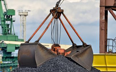 Import węgla idzie na rekord. Głównie z Rosji
