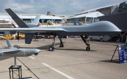 Najbardziej znanym amerykańskim bezzałogowcem wojskowym jest obecnie Predator