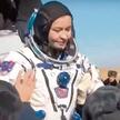 Aktorka Julia Peresild powróciła w niedzielę. Gra w pierwszym kręconym w kosmosie filmie pełnometraż