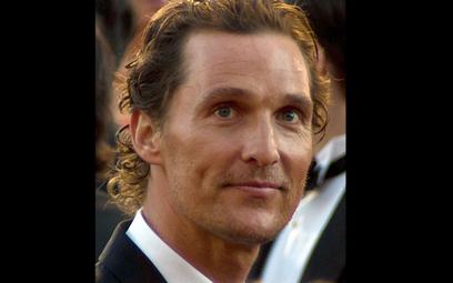 Matthew McConaughey wejdzie do polityki?