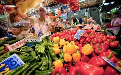Unijne warzywa nie wjadą do Rosji