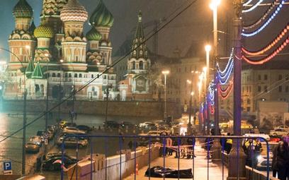 Nowe nagranie z miejsca zabójstwa Niemcowa