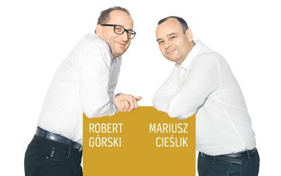 Cieślik & Górski: MC Trzask i DJ Rafał