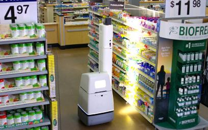 Roboty pojawiły się już w wybranych sklepach Walmartu