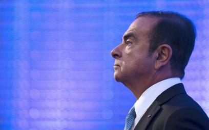 Carlos Ghosn: Potężna odprawa przejdzie byłemu prezesowi koło nosa