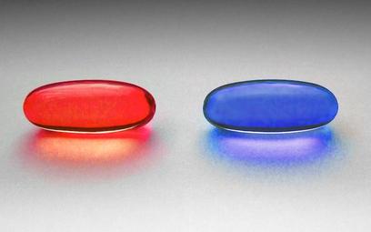Miliarderzy chcą dostać czerwoną pigułkę, która pozwoli im wyrwać się z symulacji / W.carter