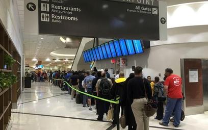 Lotnisko w Atlancie wraca do pracy po awarii