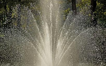 Trochę wody dla ochłody – nawet wbrew zaleceniom GIS