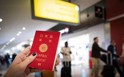 Japonia znów z najmocniejszym paszportem