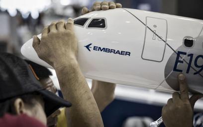 Embraer wyszedł spod kreski