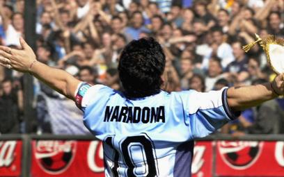 """Żałoba po śmierci Maradony. """"Diego jest wieczny"""""""