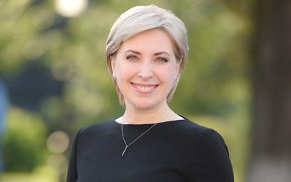 Iryna Wereszczuk: Nasz prezydent nie ucieknie z pola walki