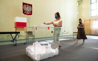 Na kogo zagłosowali wyborcy, którzy nie glosowali w I turze