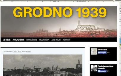 W Internecie o obronie Grodna