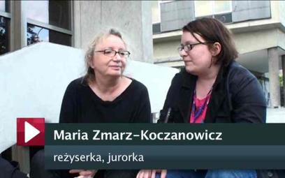 Rozmowa z Marią Zmarz-Koczanowicz