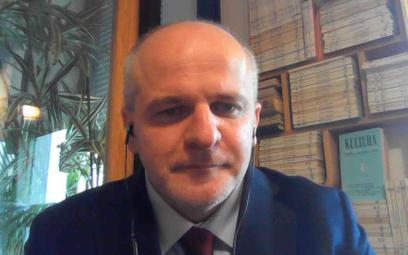 Paweł Kowal, poseł Koalicji Obywatelskiej