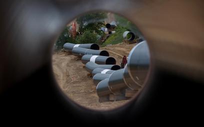 Ekolodzy zatrzymali Nord Stream 2