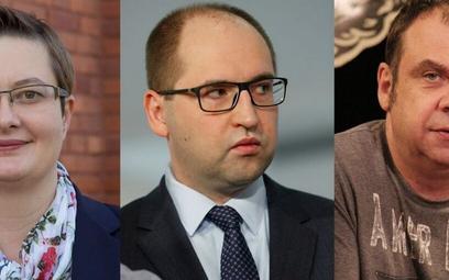 #RZECZoPOLITYCE: Adam Bielan, Katarzyna Lubnauer i Janusz Grudziński