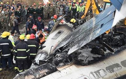 Katastrofa na lotnisku w Katmandu – co najmniej 50 zabitych