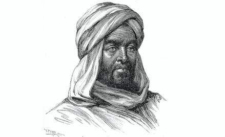 Al-Mahdi, właściwie: Muhammad Ahmad ibn Abd Allah (1844–1885), przywódca powstania sudańskiego