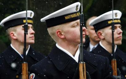 Za czas rejsu żołnierz dostanie dietę