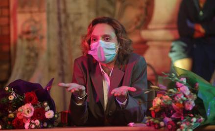Katia Pascariu w roli głównej w filmie Radu Jude, który wygrał Berlinale