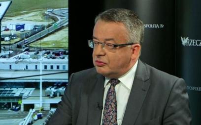 Janusz Niedziela, prezes Polskiej Agencji Żeglugi Powietrznej