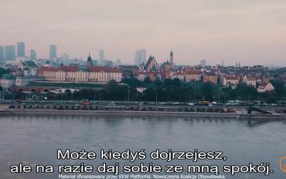 Warszawa do Jakiego: Daj sobie ze mną spokój
