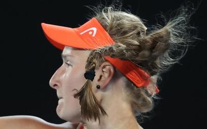Weronika Baszak pochodzi z Wrocławia, trenuje w centrum tenisowym Redeco
