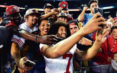 Colin Kaepernick i jego fani