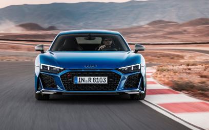 Audi R8: Jeszcze więcej mocy