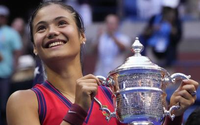 Emma Raducanu mistrzynią US Open