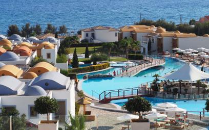 Latem w Grecji działało tylko 60 procent hoteli