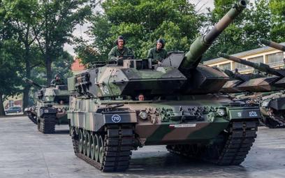 Czołgi Leopard 2A5