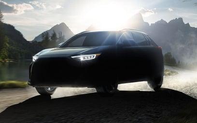 Subaru zdradziło nazwę swojego pierwszego elektrycznego modelu