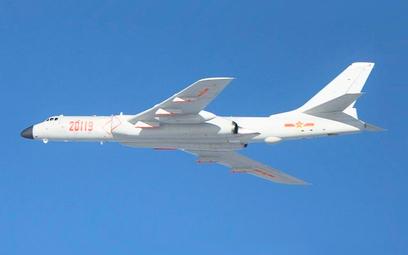 28 chińskich samolotów wojskowych w pobliżu Tajwanu