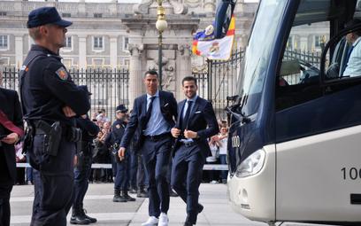 Cristiano Ronaldo rozwija swój nowy biznes. Pora na Madryt