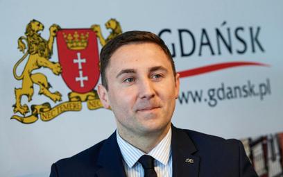 Piotr Borawski, wiceprezydent Gdańska
