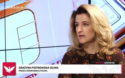 Grażyna Piotrowska-Oliwa: Zabobon staje na drodze 5G