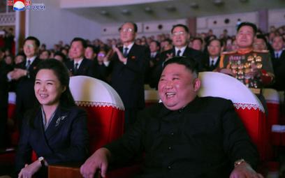 Koreańczycy po roku zobaczyli żonę Kim Dzong Una